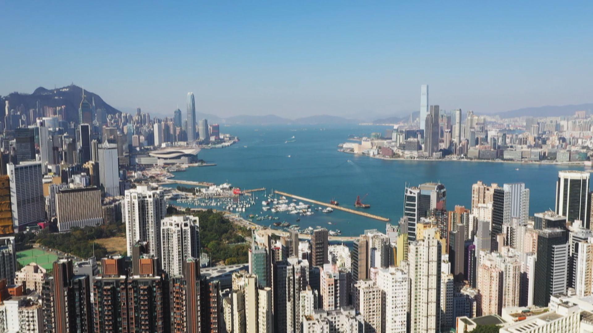 張曉明:香港不能墨守成規要拿出改革決心及勇氣