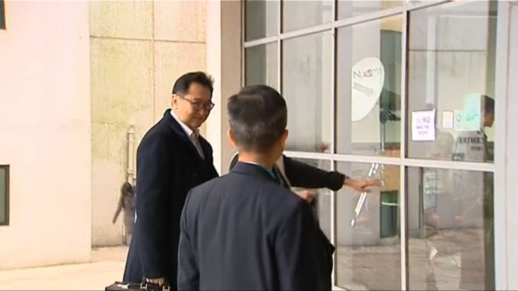 馮驊:中西區補選安排順利暫收到8宗投訴