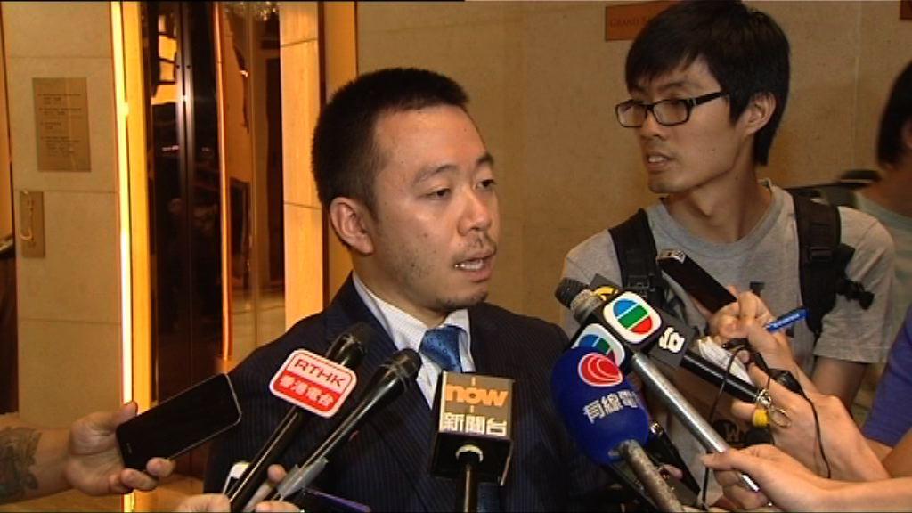 陳岳鵬:參選人簽署確認書不涉政治審查