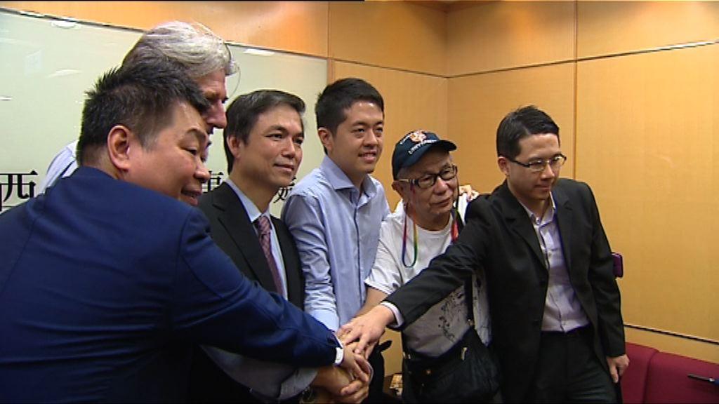 中西區區議會補選提名期結束