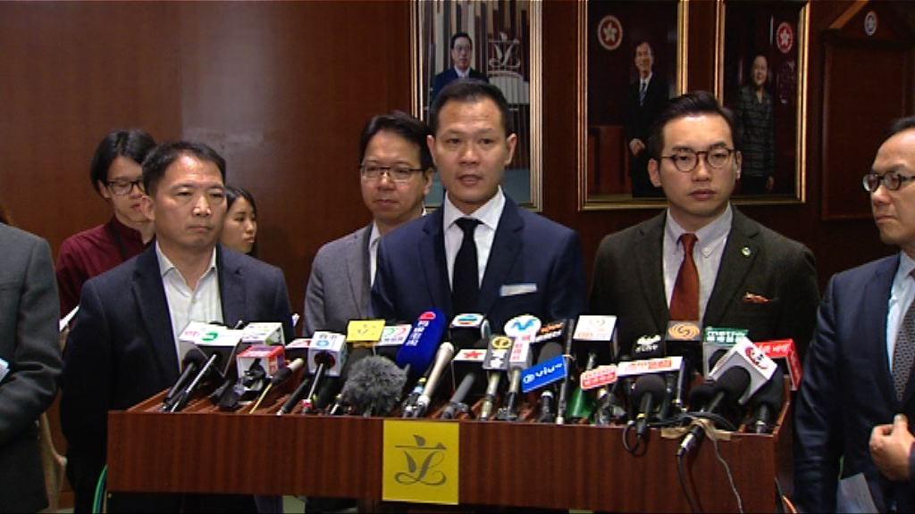 選管會:參選資格選舉主任決定