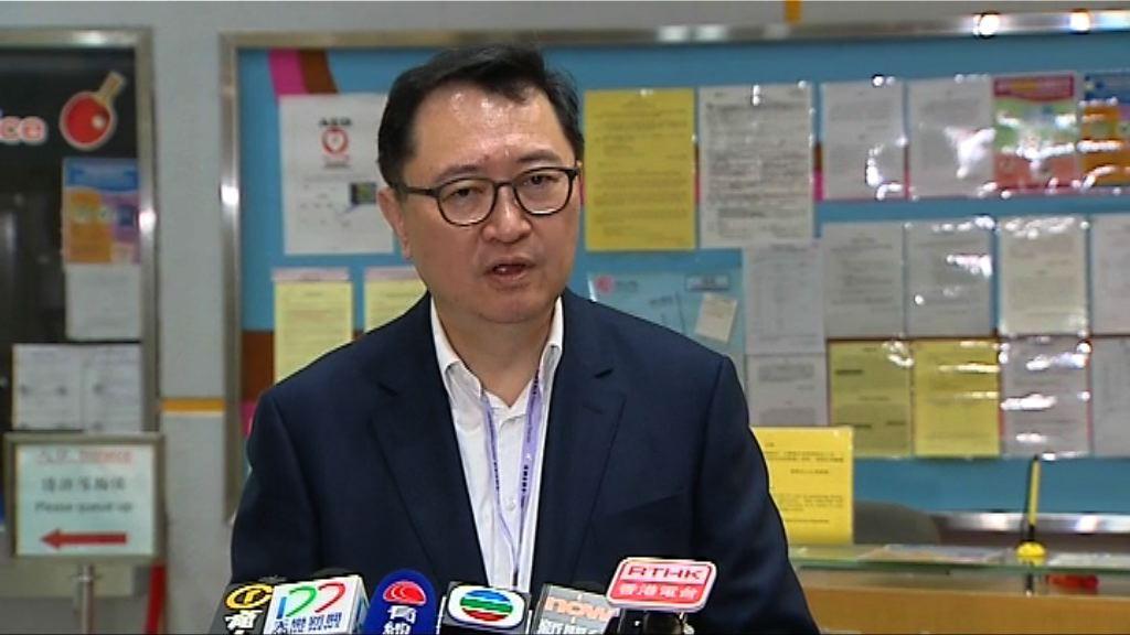 馮驊:選管會獲101宗投訴 情況不算嚴重