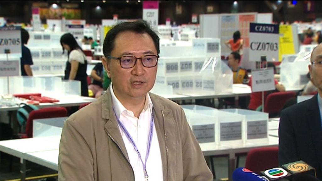 馮驊:棄選候選人仍需遵循規管