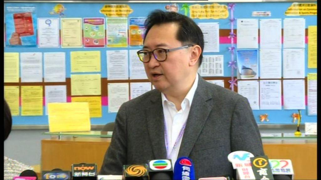 馮驊:香港選舉文化很文明不希望拉票有糾紛