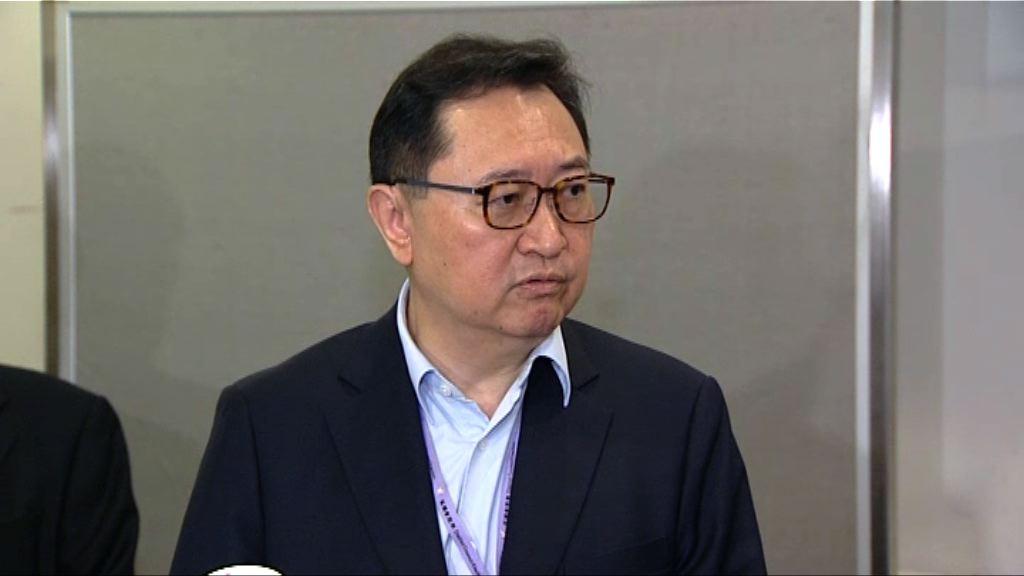 馮驊:不評論呼叫結束一黨專政能否參選