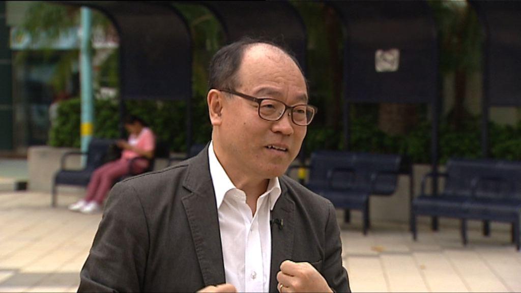 馮檢基:姚松炎敗選因初選分化支持者