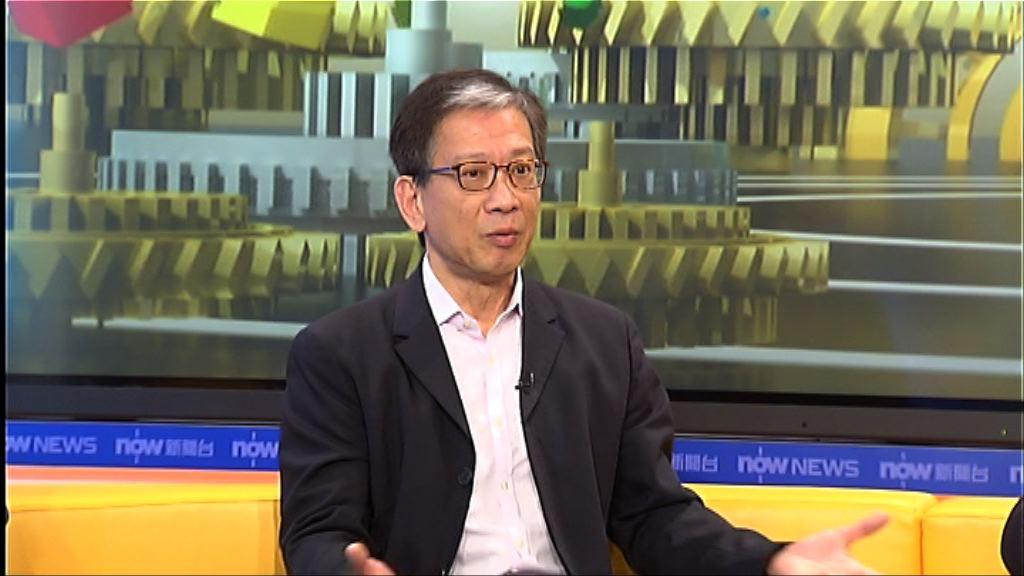 胡漢清:政府一直沒處理港獨法律爭議