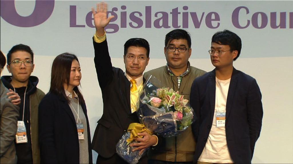 立法會補選 民主派只能保住兩議席