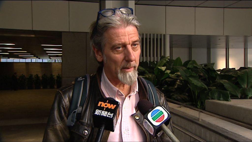 司馬文獲確認立法會補選參選資格