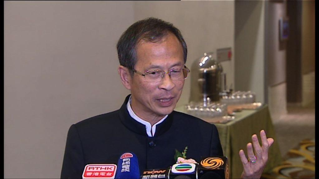 陳浩天被取消參選 曾鈺成:選管會已詳細考慮