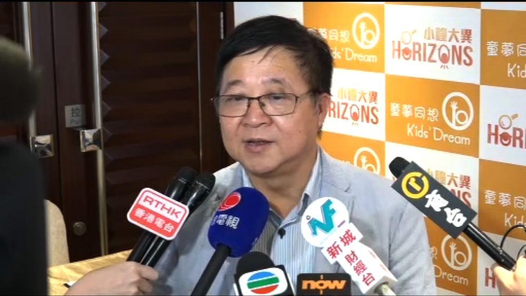 陳章明:平機會儲備可維持多三年