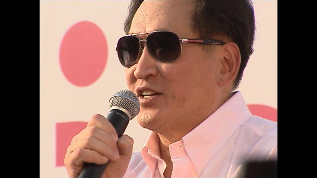 周一嶽:陳章明是領導平機會合適人選
