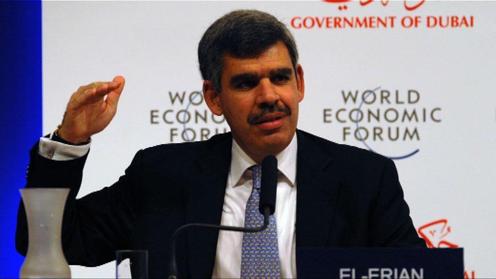 埃利安:美經濟增長率將升至2.5%至3%