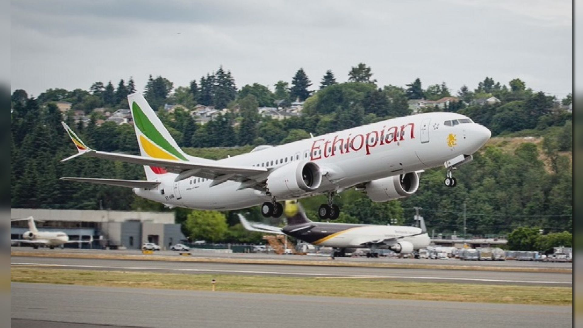 埃塞俄比亞航空客機墜毀 機上157人遇難