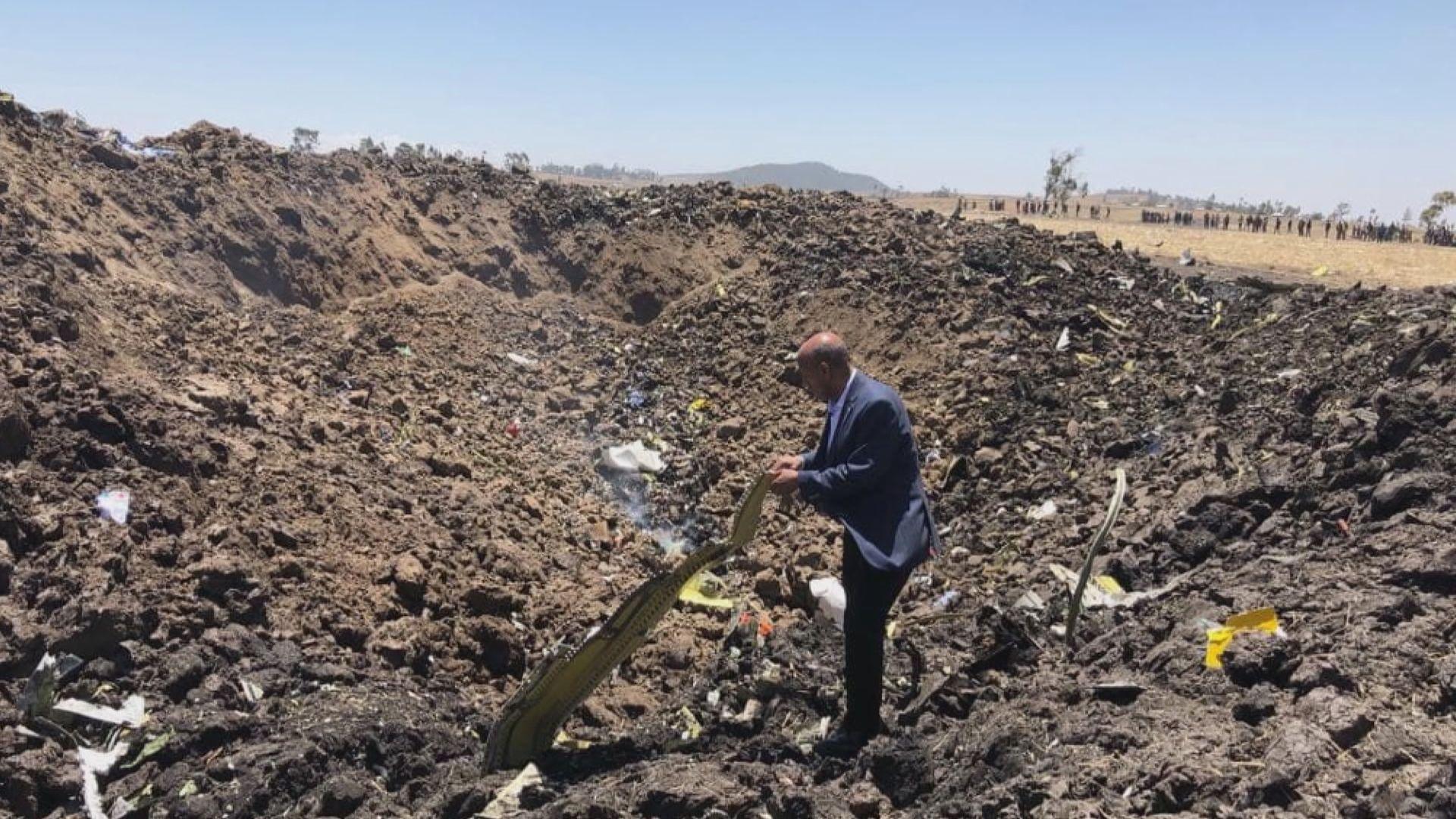 埃塞俄比亞航空客機墜毀全員遇難 包括一名港人