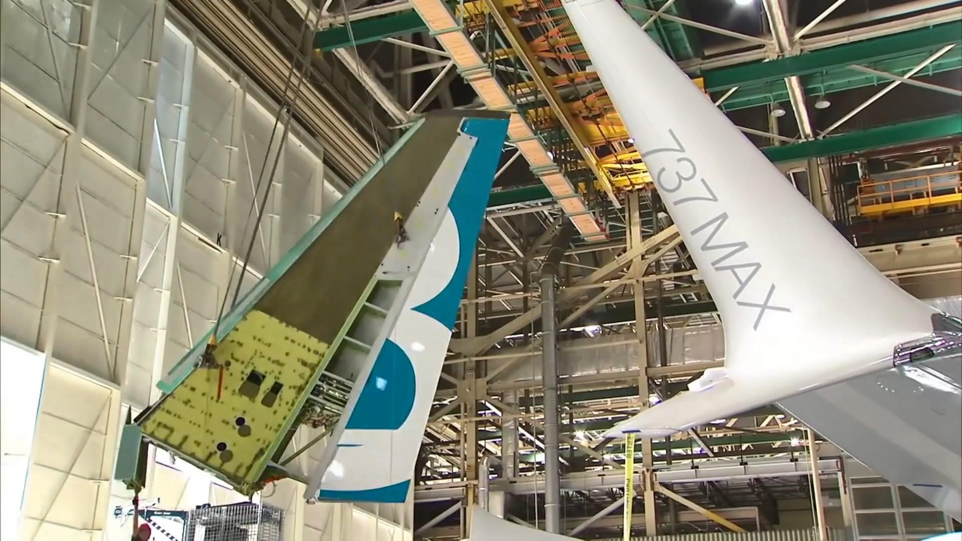 報道指白宮恐停飛737MAX造成經濟損失