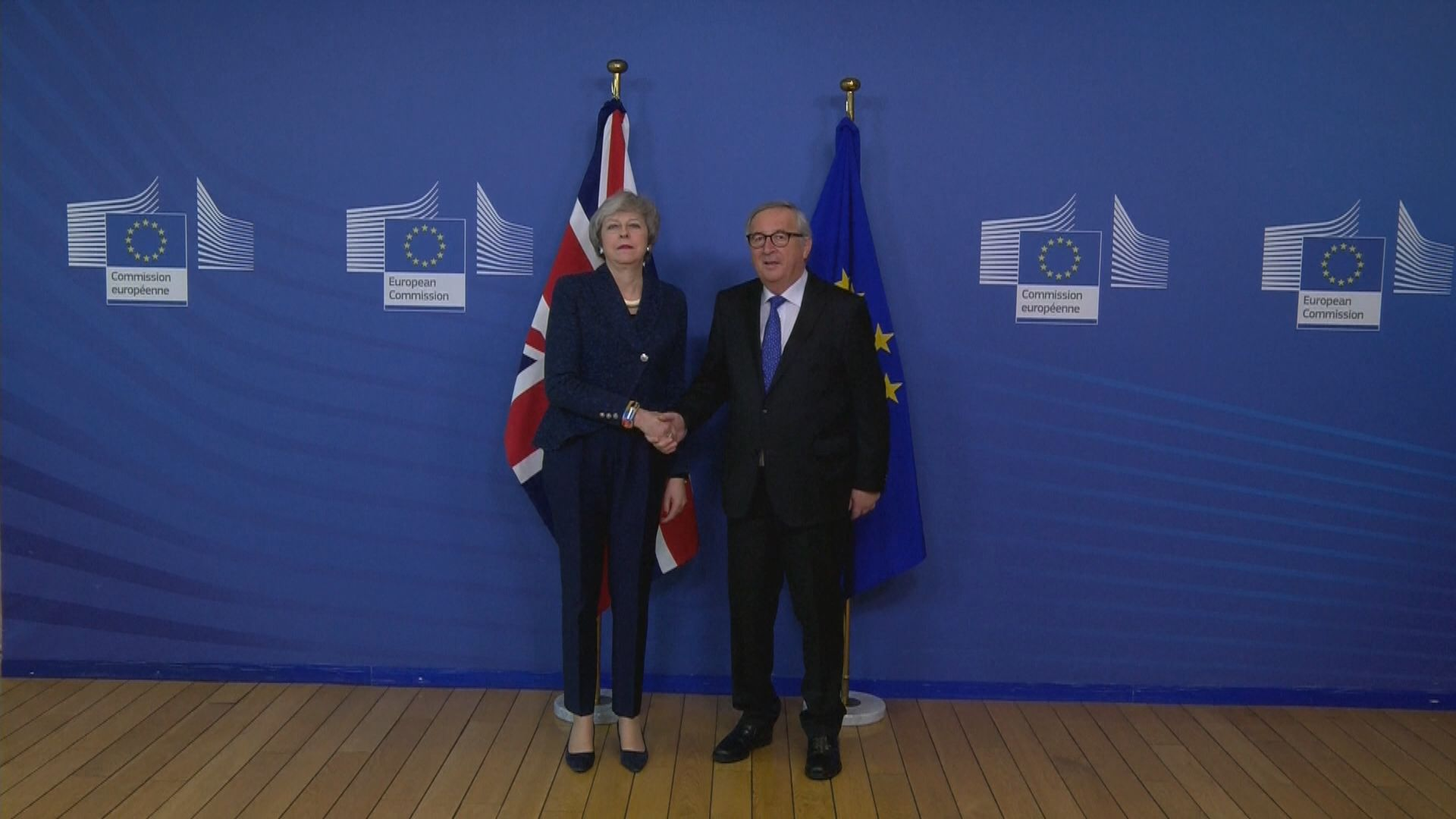 文翠珊尋求修訂脫歐協議未見突破