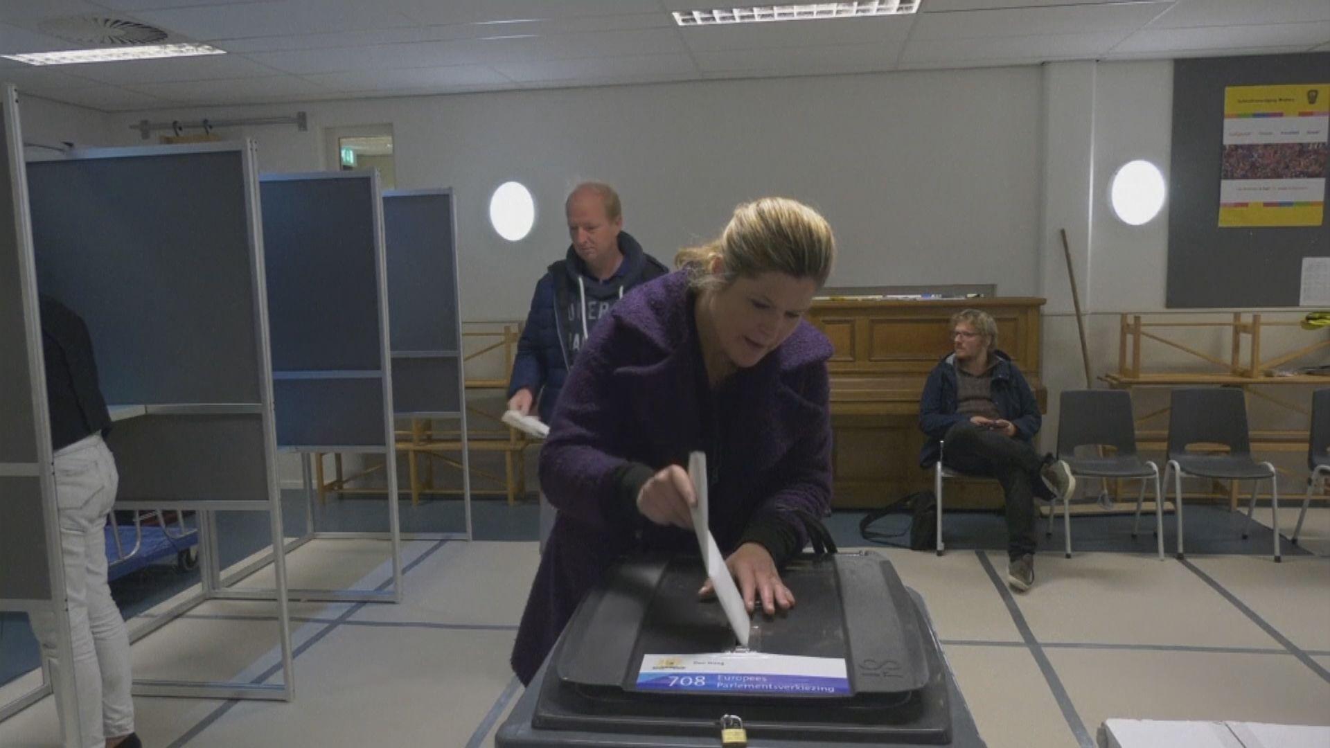 歐洲議會選舉 荷蘭工黨領先