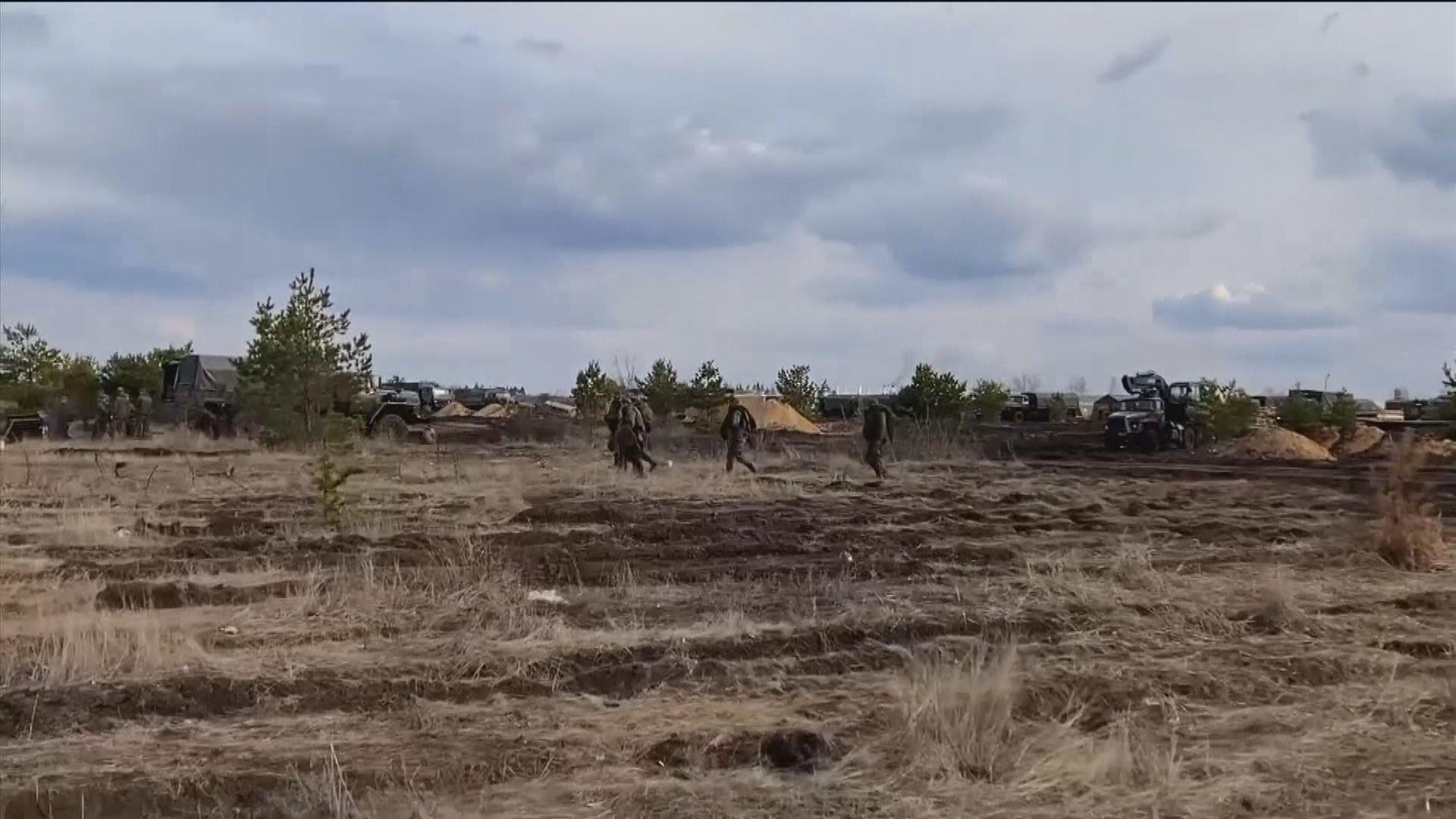 歐盟憂大批俄軍集結烏東邊境 或擦槍走火