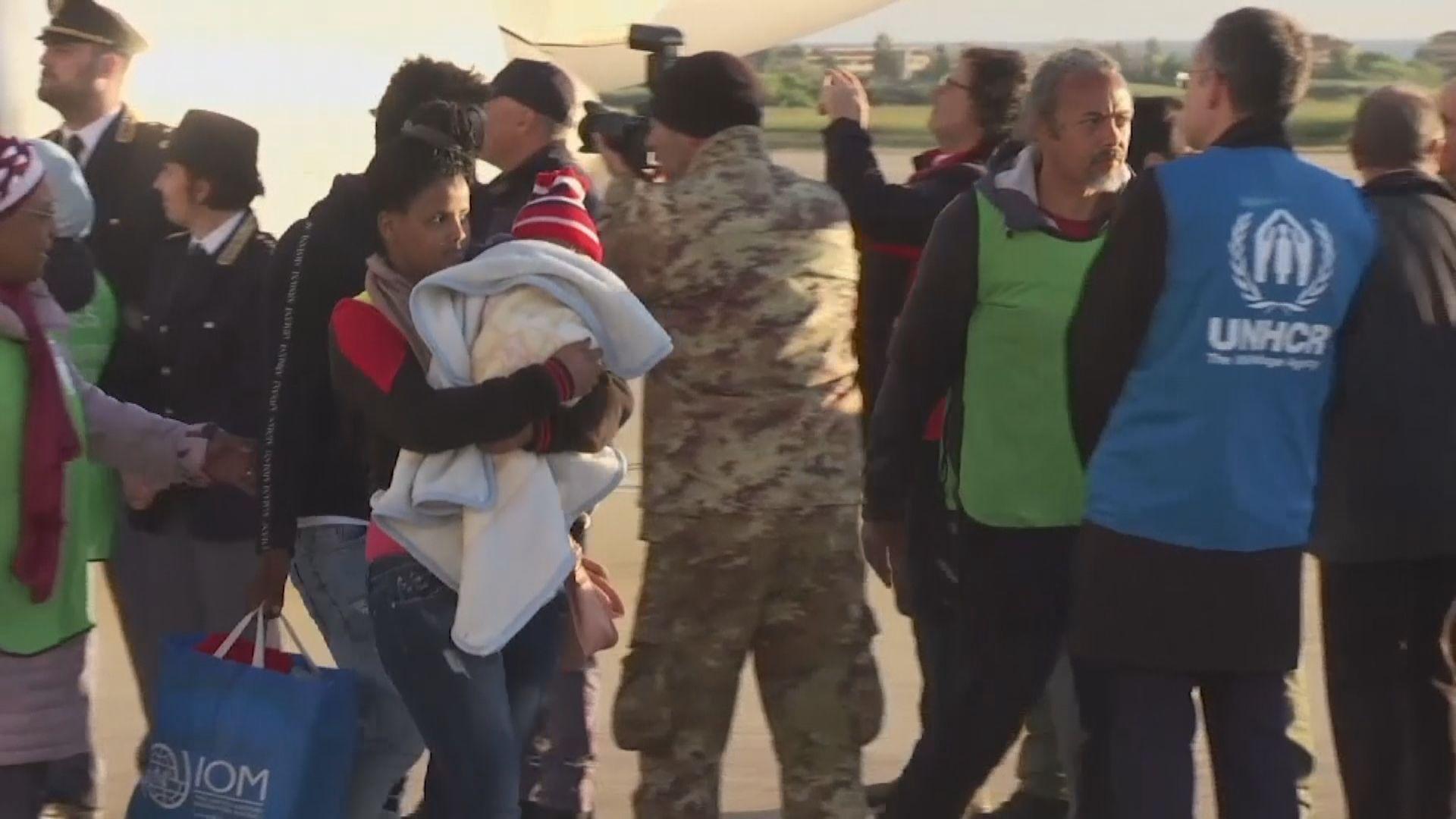 歐盟海外設難民中心拒難民入境