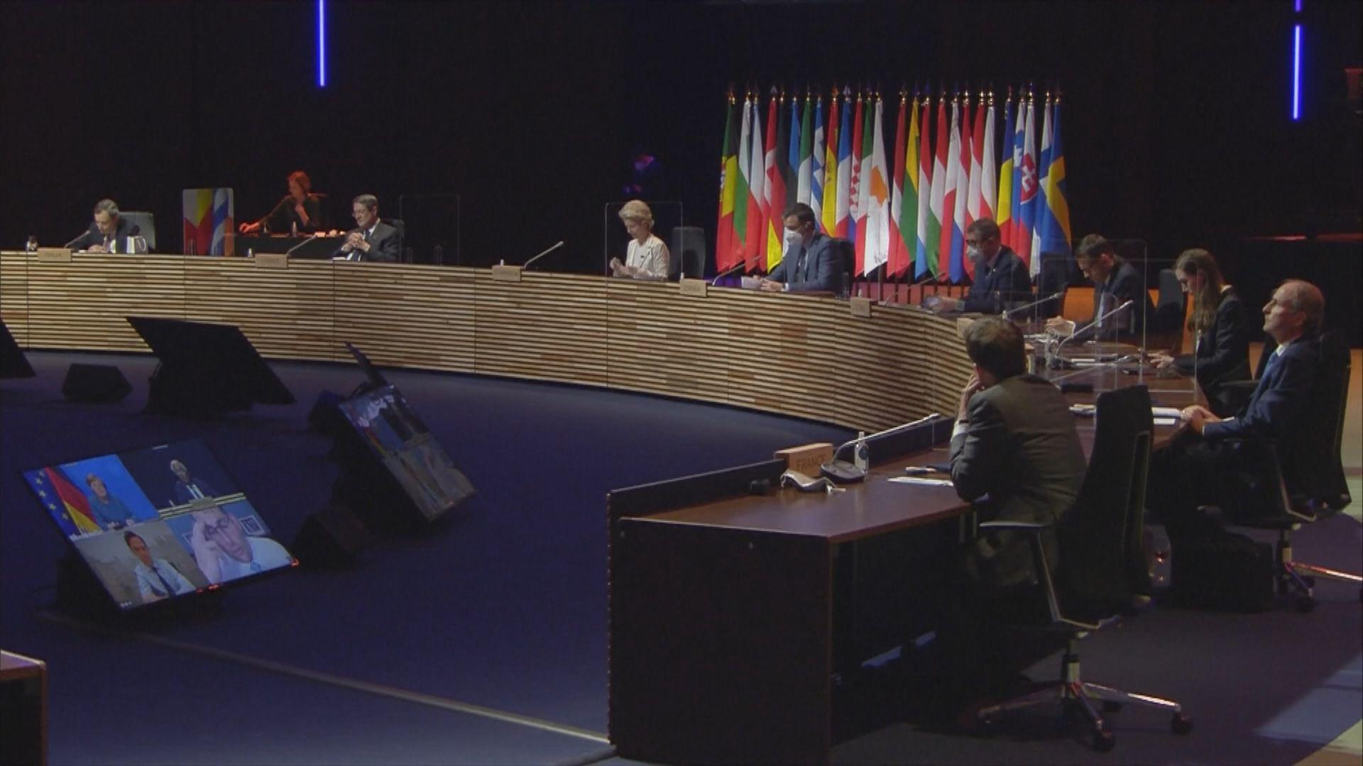 歐委會主席:暫免新冠疫苗專利保護無助增加供應