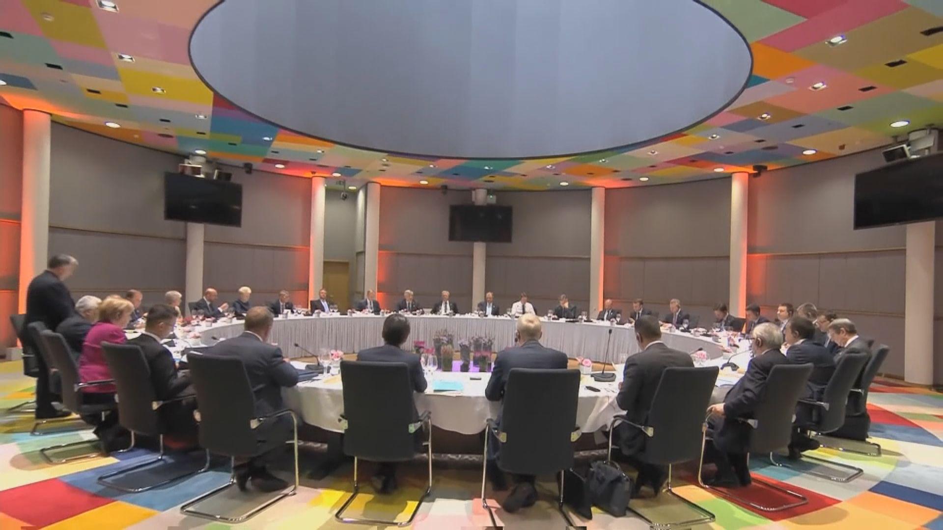 歐委會繼任人選法德現分歧
