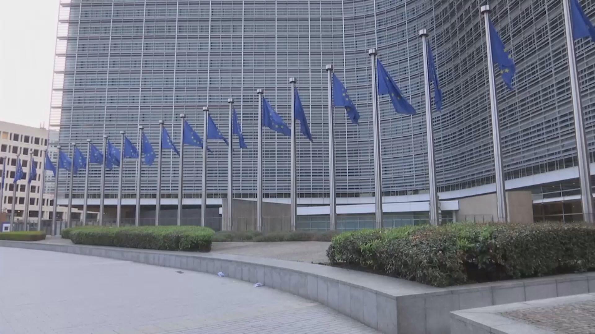 據報歐盟冀元旦前與英國達成貿易協議