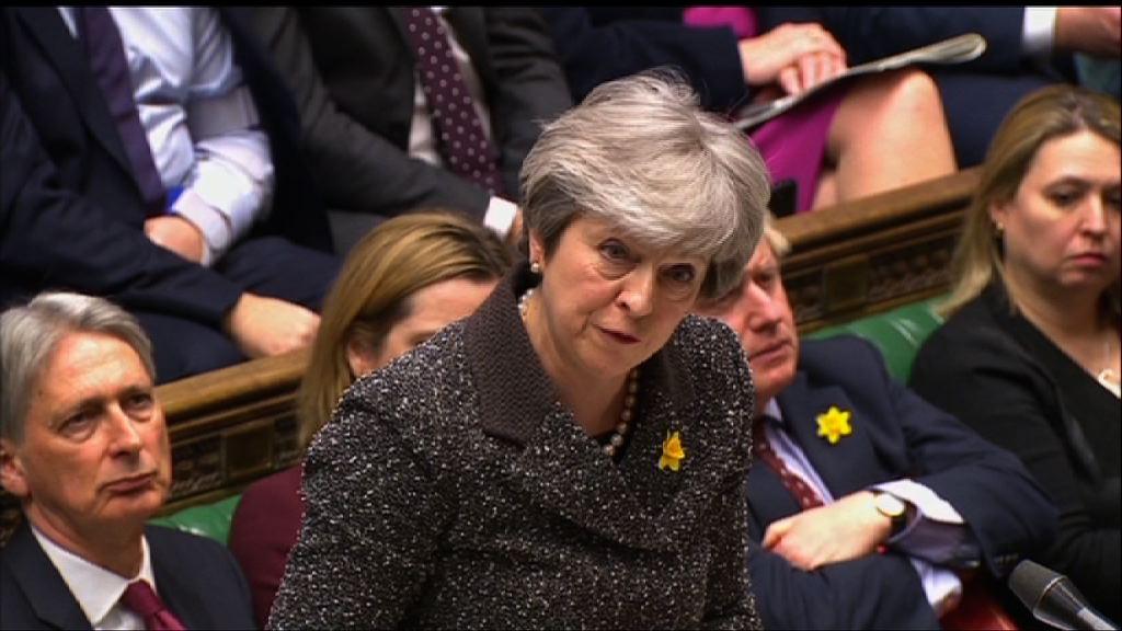 消息指歐盟故意施壓迫使英國留在歐盟