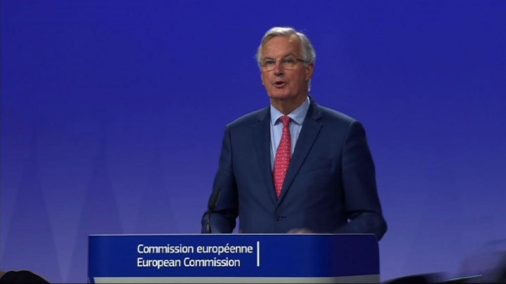 新一輪脫歐談判未有重大進展