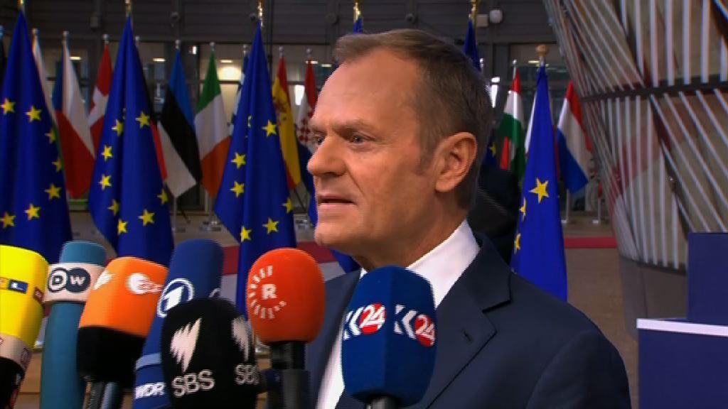 歐盟領袖將討論授權英國脫歐談判進下階段