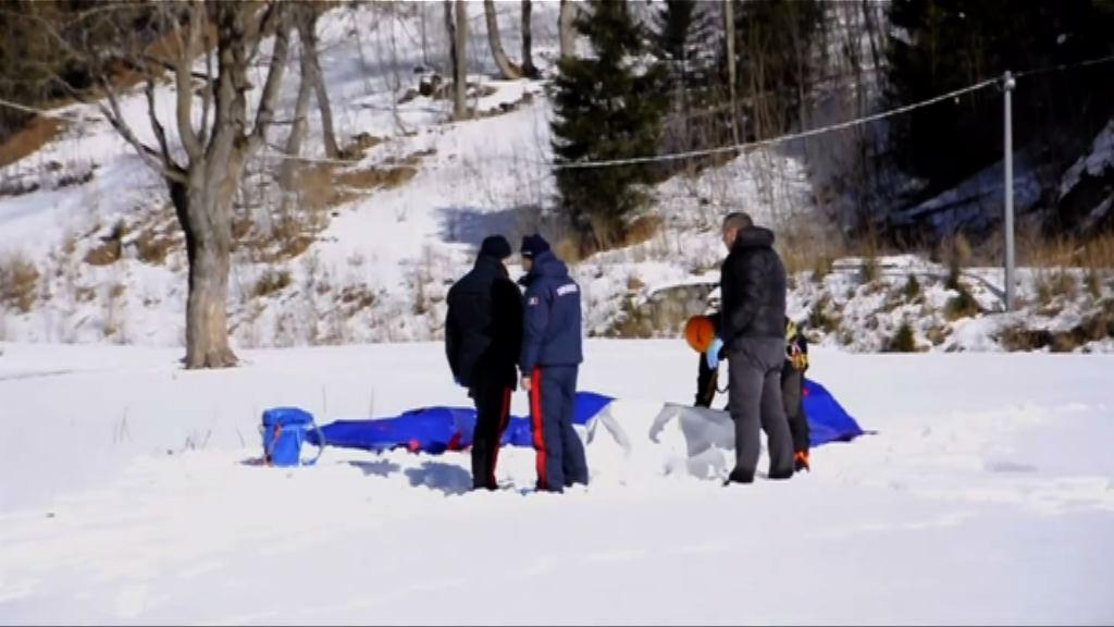 意大利與法國六名攀山者身亡