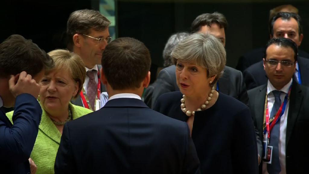 文翠珊建議歐盟公民可留在英國