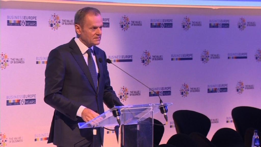 歐盟將促英國解決愛爾蘭硬邊界難題