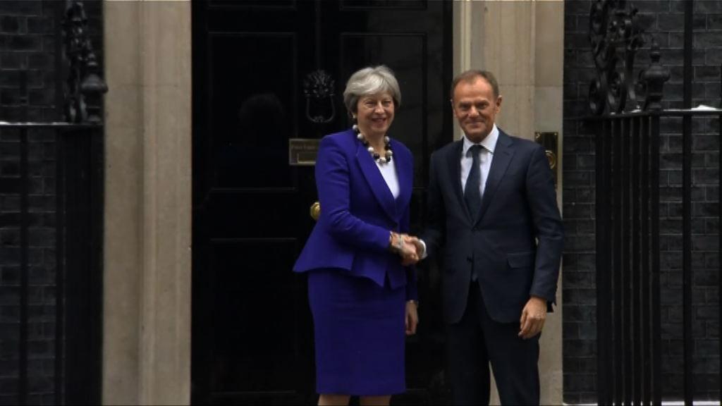 歐盟將促英國解決硬邊界難題