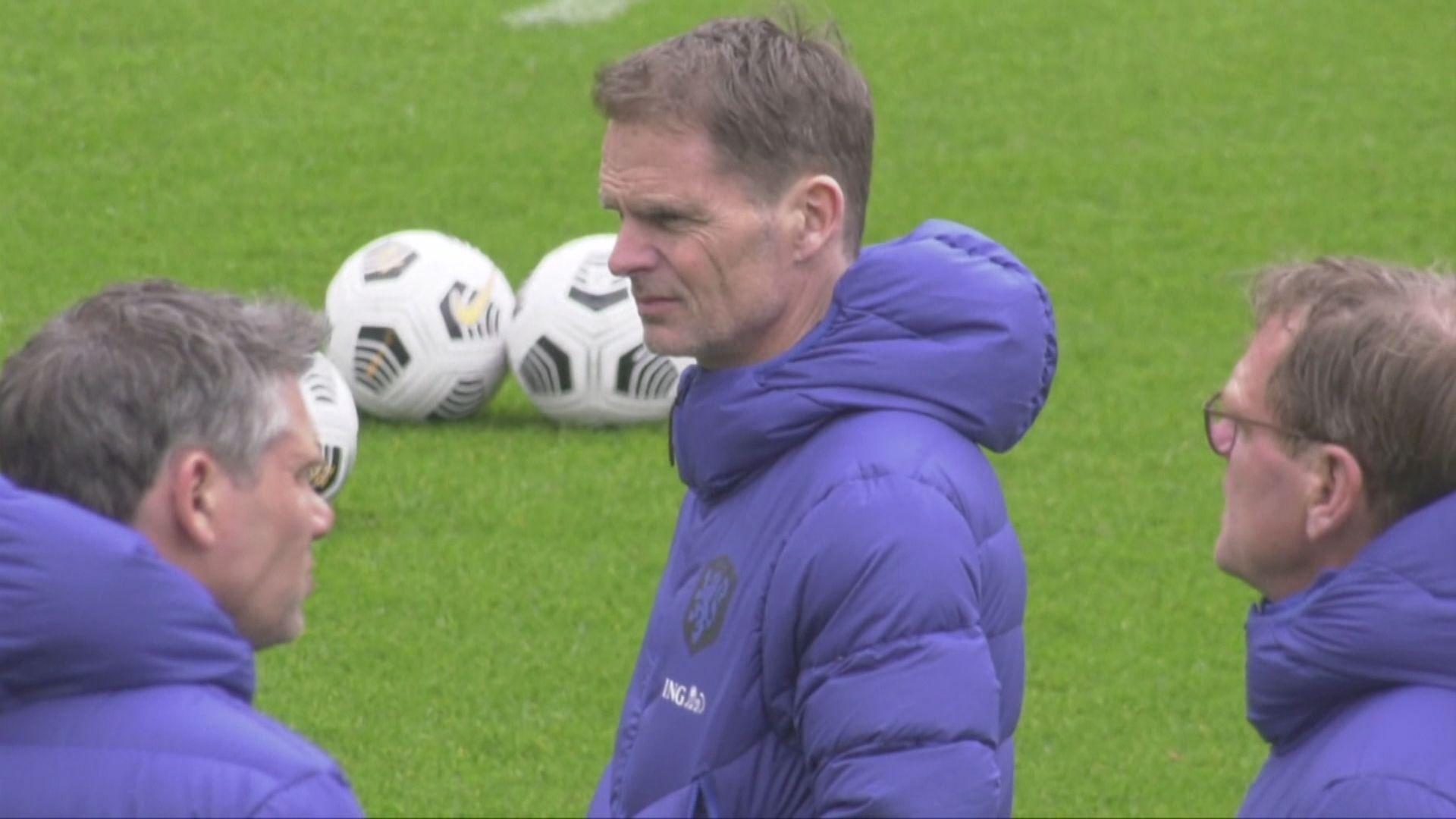 歐國盃 法蘭迪保亞宣布離任