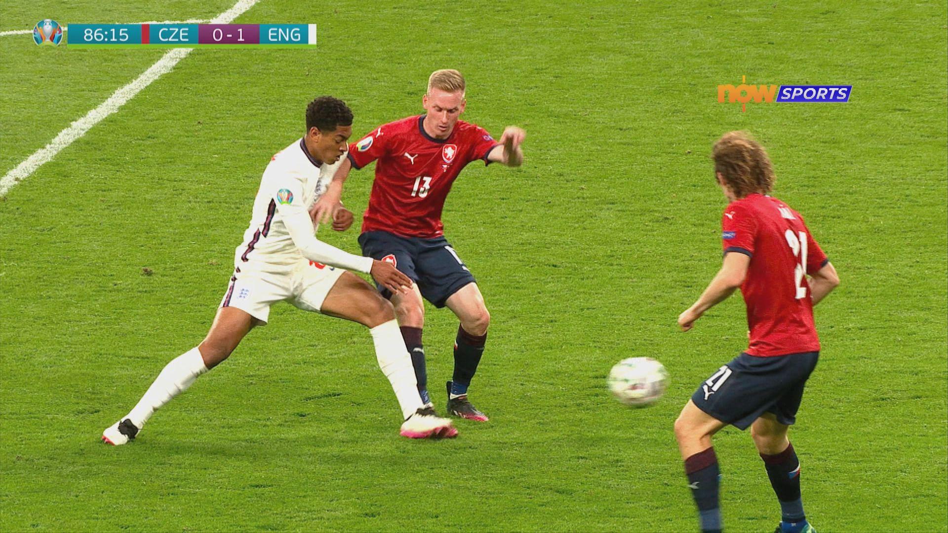 歐國盃 捷克0:1英格蘭