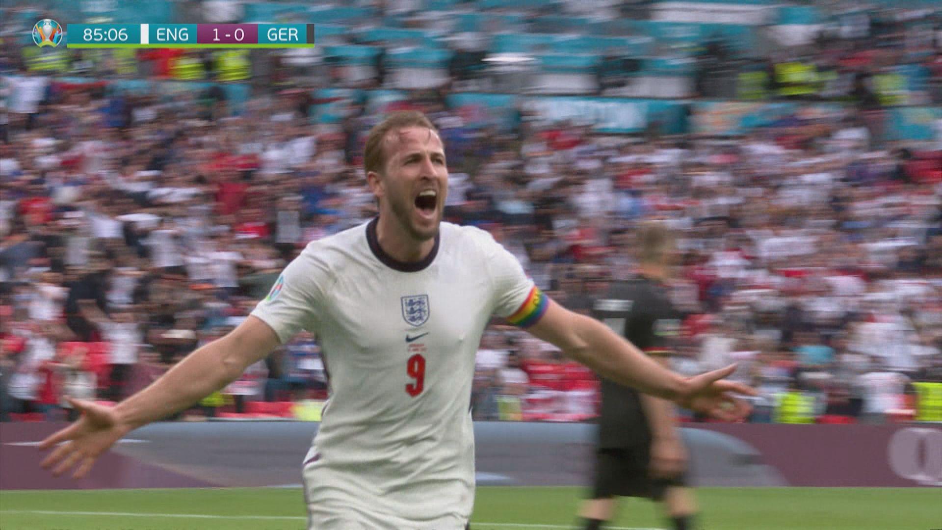 歐國盃 英格蘭2:0德國