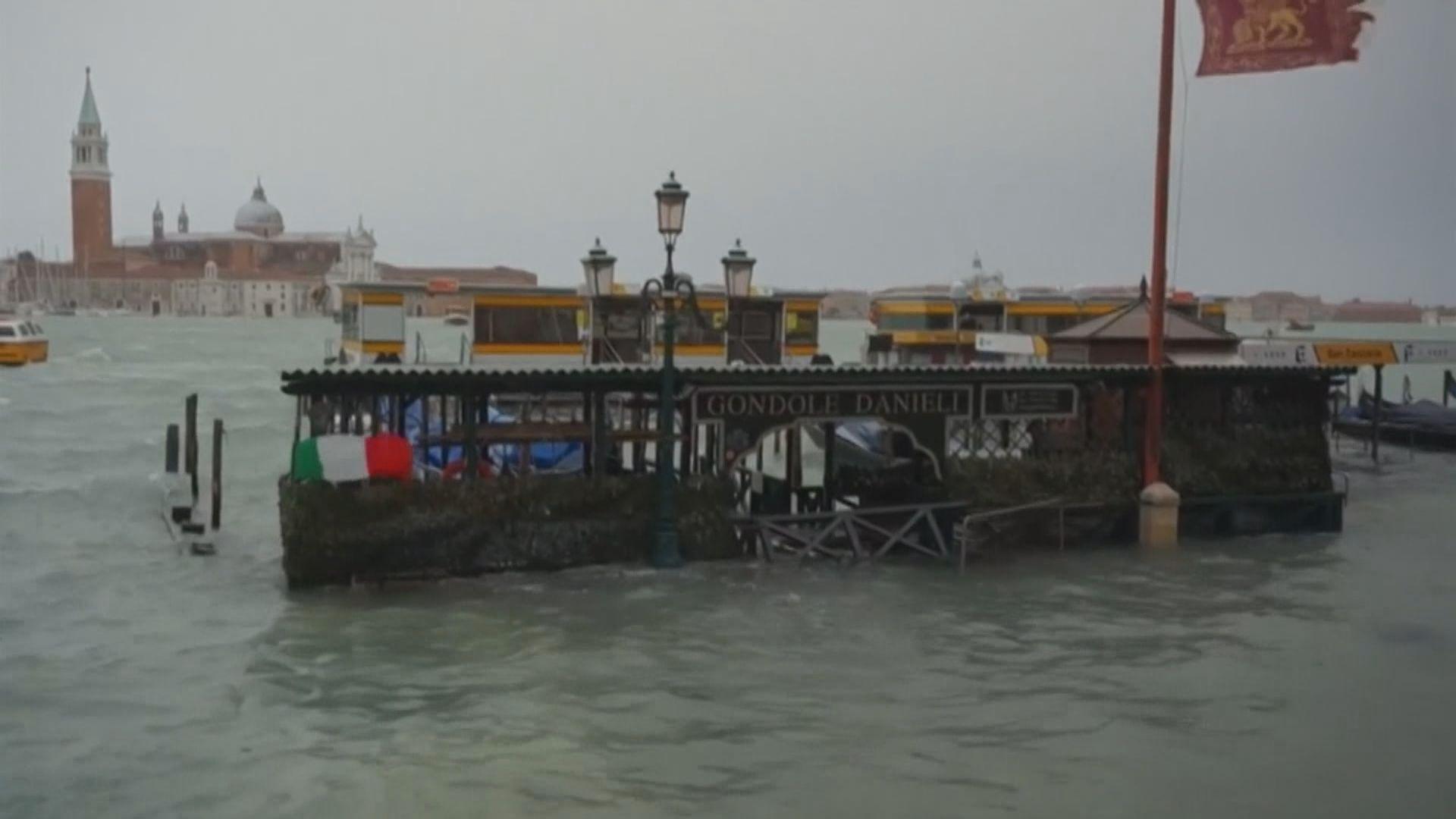 歐洲惡劣天氣意大利最少11死