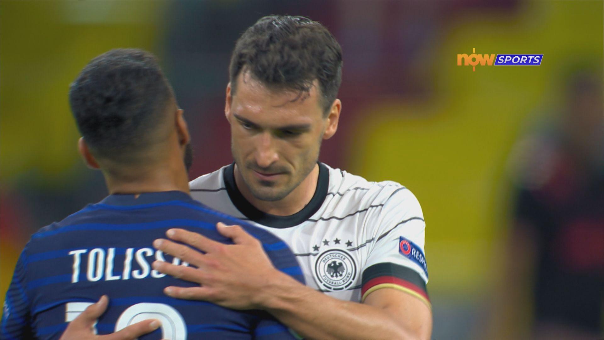 歐國盃 法國1:0德國