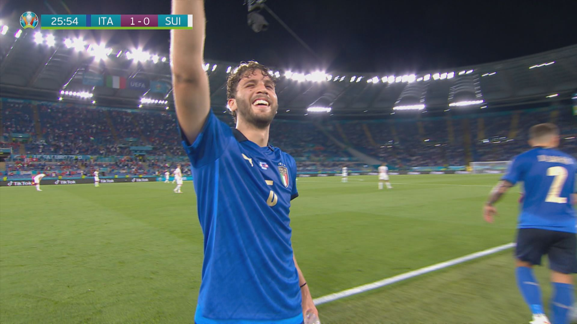歐國盃 意大利3:0瑞士