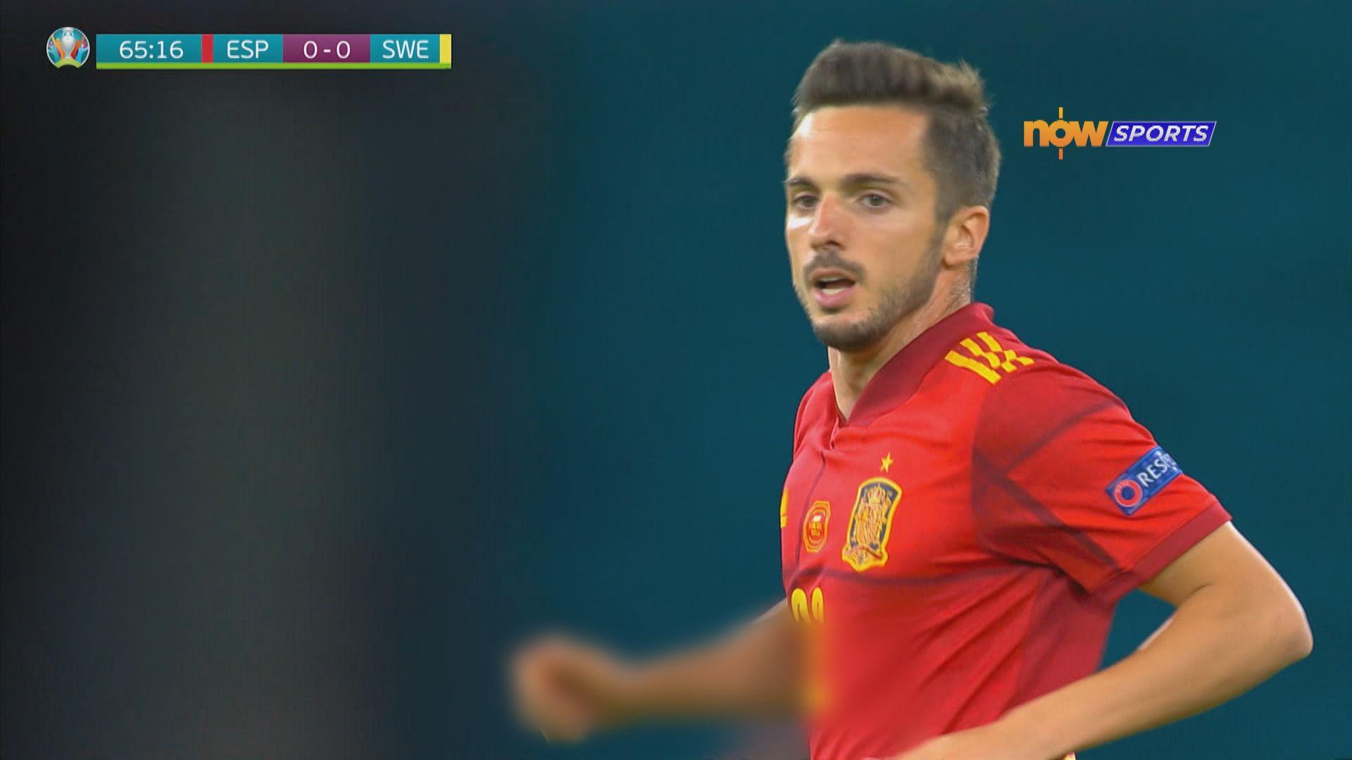 歐國盃 西班牙0:0瑞典