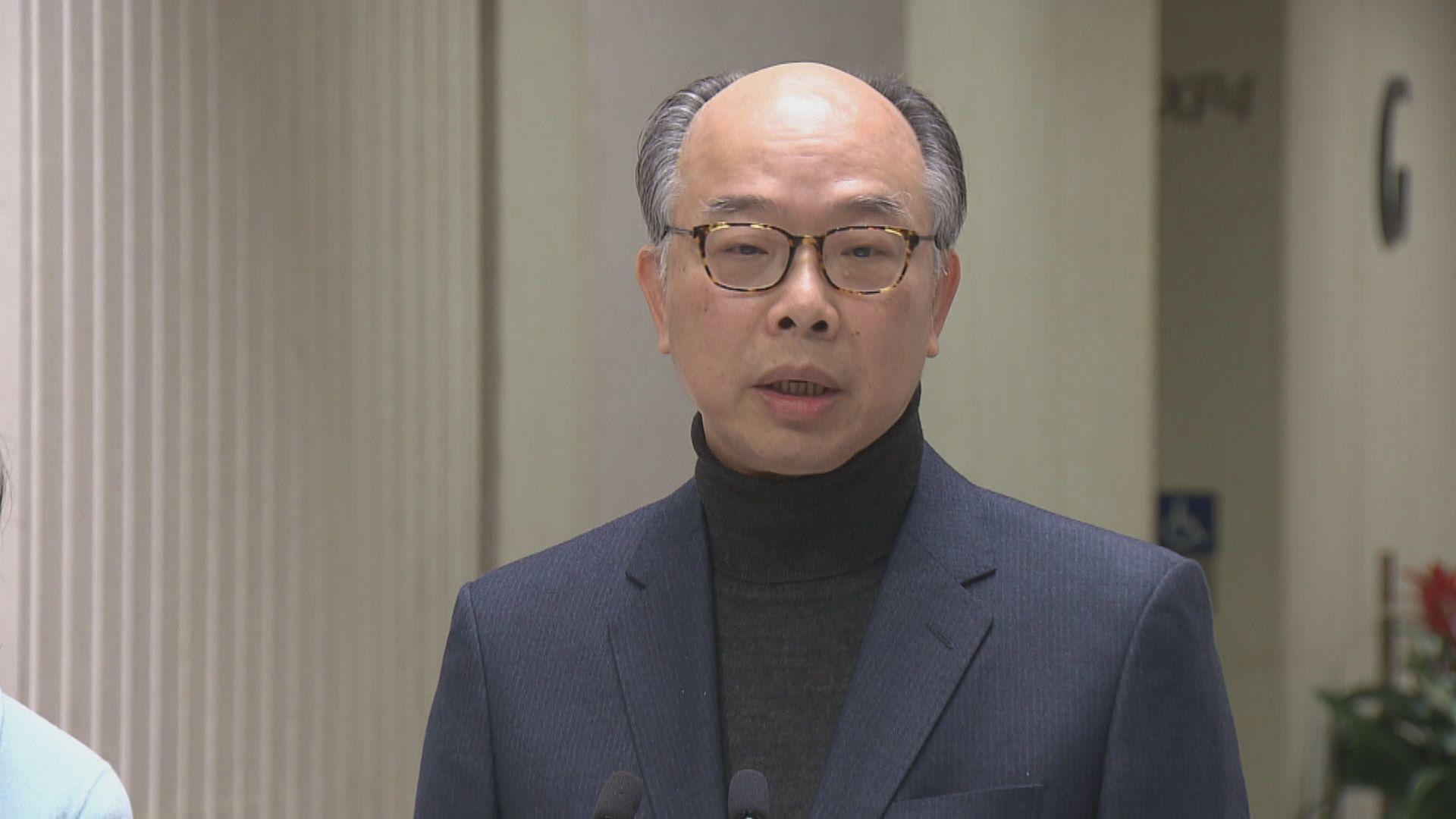 陳帆:長康邨有確診個案單位相關排氣管曾改動
