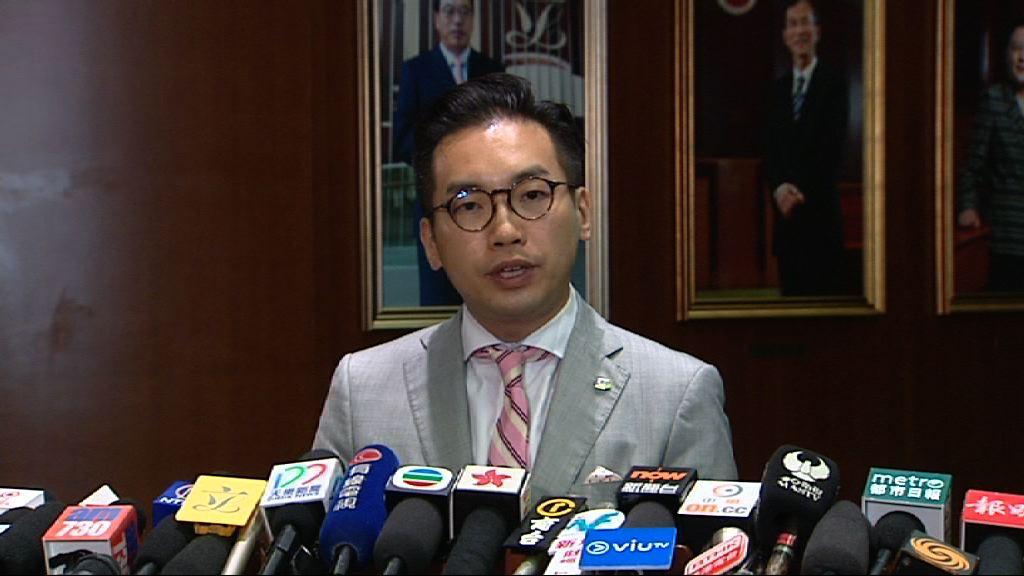 楊岳橋:湯家驊不代表民主派