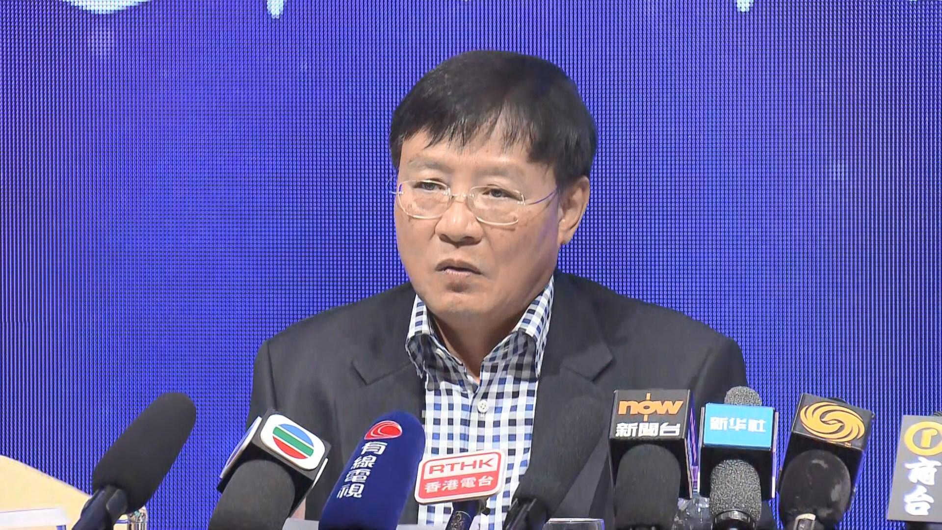 林鄭拒見選舉公平關注組 王國興感遺憾