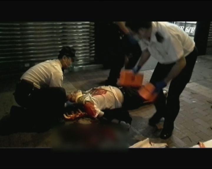 旺角高空墮椅 擊斃途經男子