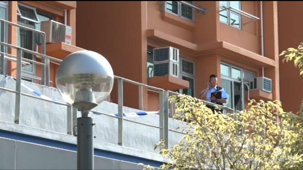 沙田女子墮樓亡 重案組接手調查