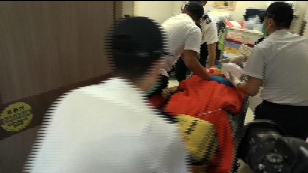 蔡若蓮兒子墮樓身亡 警方認為無可疑