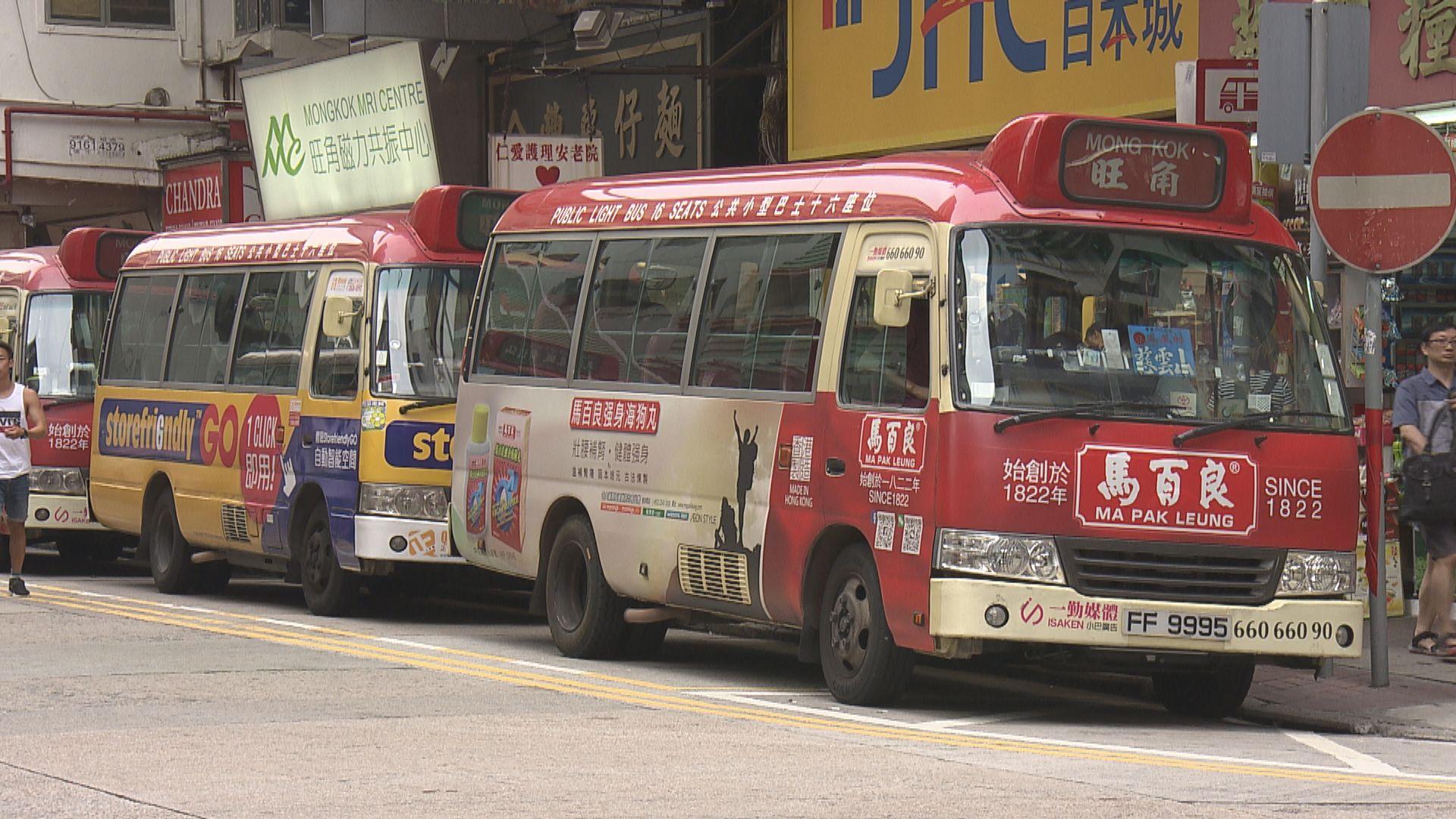 紅色小巴商會:以租車營運難參與補貼計劃