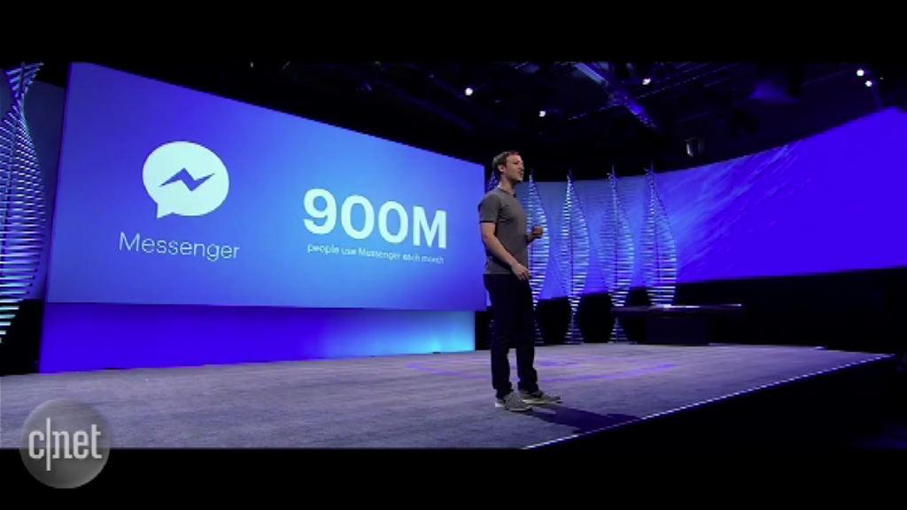facebook即時通訊加入人工智能