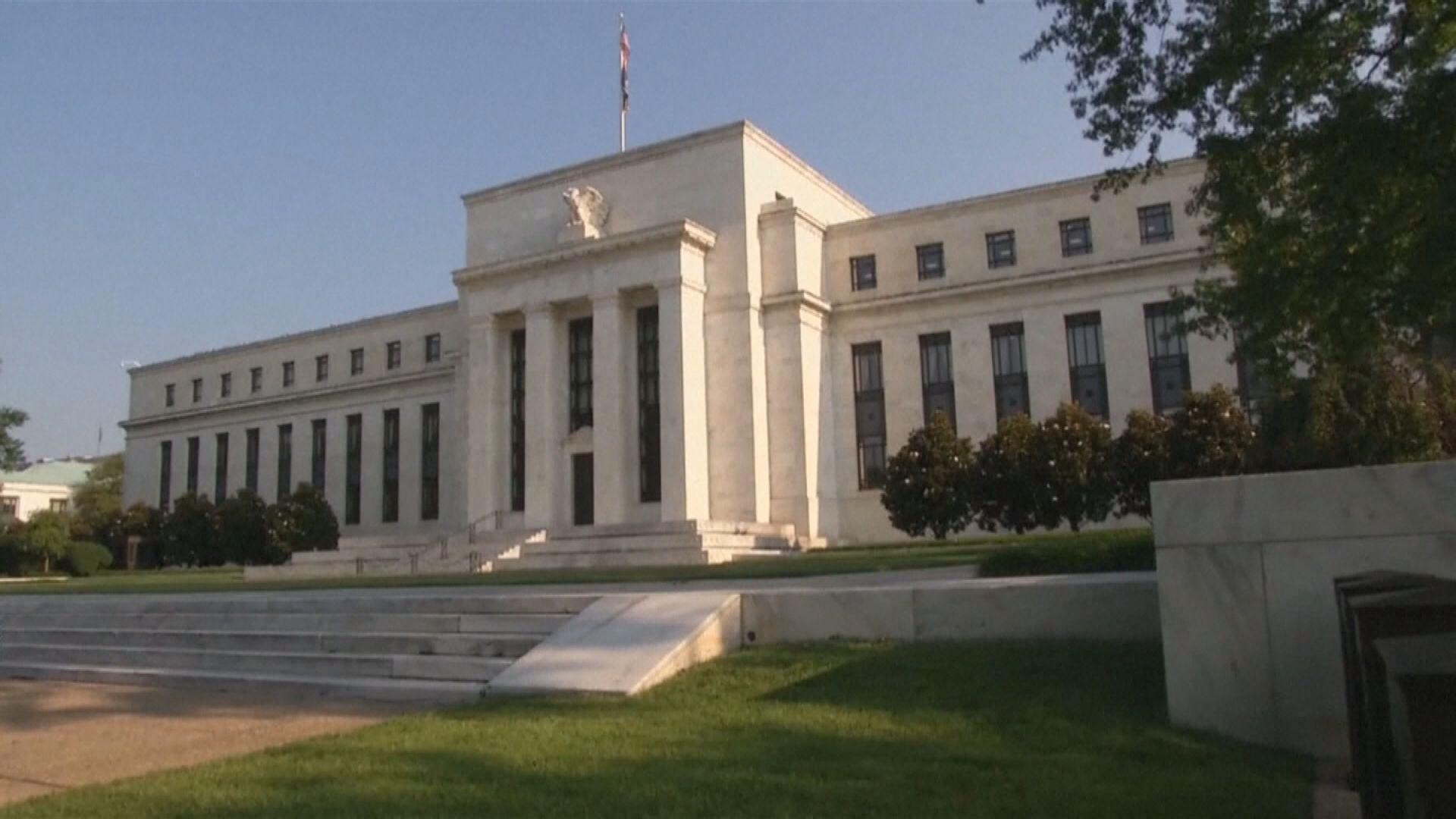 《褐皮書》:美國經濟以溫和至適度步伐增長
